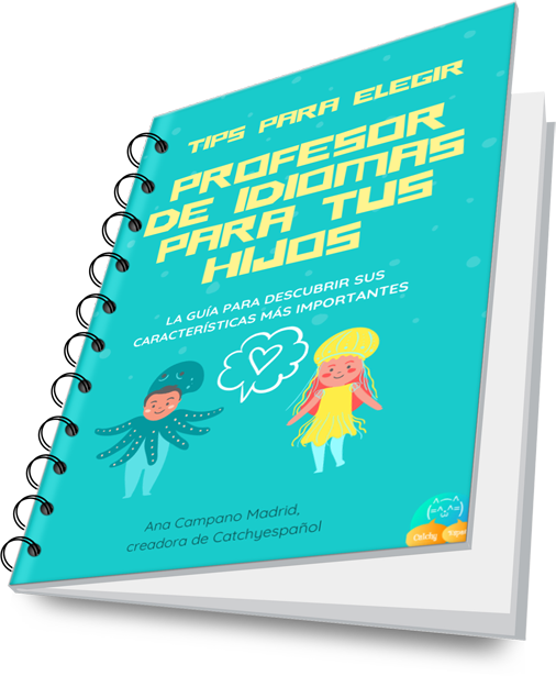 ebook idioma para niños y adolescentes
